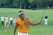 2010年 日本ゴルフツアー選手権シティバンクカップ宍戸ヒルズ 3日目 宮本勝昌