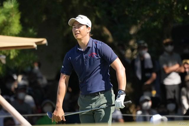 2021年 Sansan KBCオーガスタゴルフトーナメント 最終日 石川遼 石川遼は最終18番でチップインイーグルが惜しくも外れ、2位に終わった