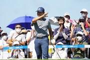 2021年 Sansan KBCオーガスタゴルフトーナメント 最終日 杉本エリック