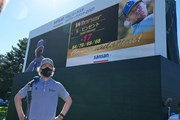 2021年 Sansan KBCオーガスタゴルフトーナメント 最終日 スコット・ビンセント