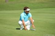 2010年 日本ゴルフツアー選手権 シティバンク カップ 宍戸ヒルズ 3日目 丸山茂樹