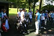 2010年 日本ゴルフツアー選手権 シティバンク カップ 宍戸ヒルズ 3日目 岩田寛