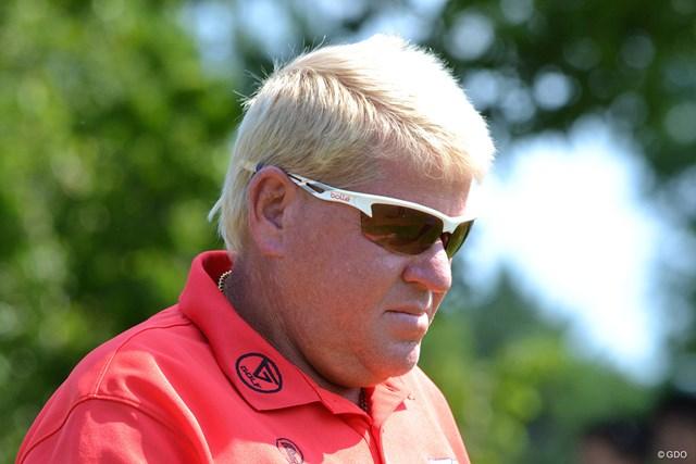 2021年 ジョン・デーリー 元祖飛ばし屋のジョン・デーリー(写真は2017年JAL選手権)