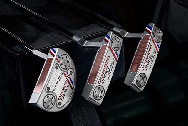 2021年 スコッティキャメロン「チャンピオンズ チョイス」パター 数量限定での発売となるスコッティキャメロン「チャンピオンズ チョイス」パター