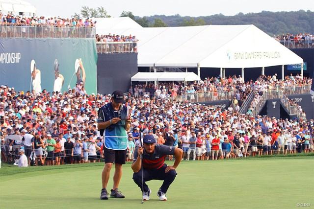 選手へのヤジで即退場も PGAツアー最高責任者が言及