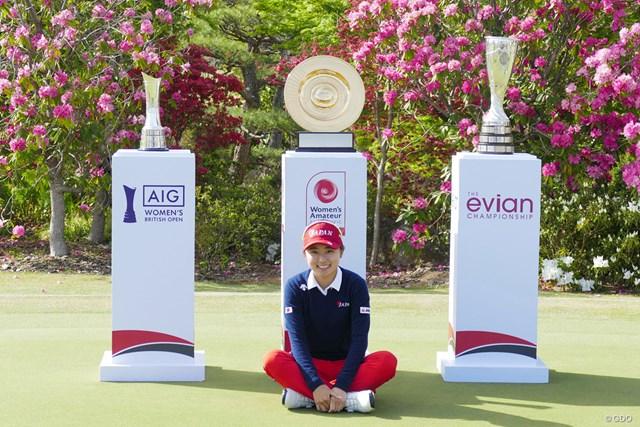 2019年 アジアパシフィック女子アマチュアゴルフ選手権 最終日 安田祐香 日本で行われた前回2019年大会は安田祐香が制した