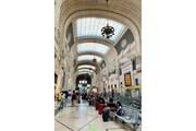 2021年 イタリアオープン 事前 ミラノ中央駅