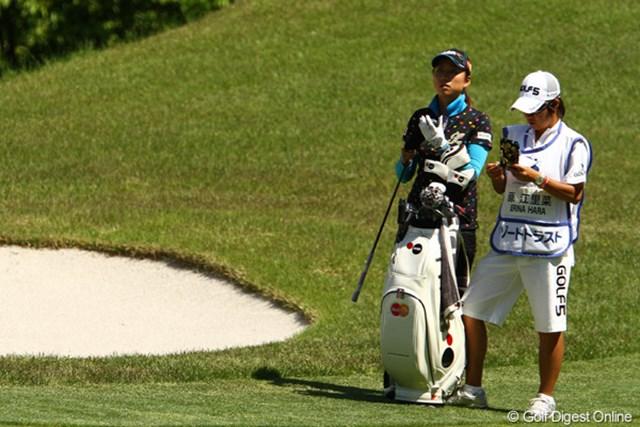まさかの最終日でした。なんと今日だけで10オーバー。初日のゴルフはどこへやら・・・。落ち込む事無く、復活目指してがんばってください。