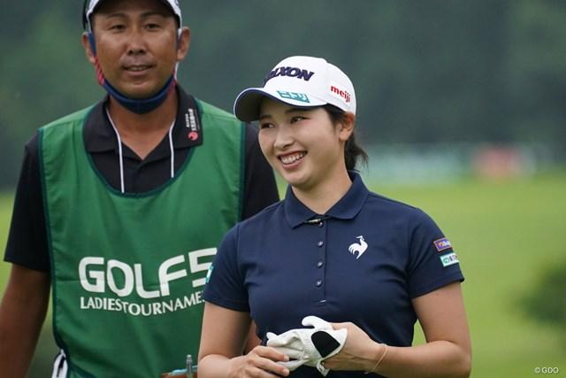 2021年 ゴルフ5レディス プロゴルフトーナメント 初日 小祝さくら まだまだチャンスあり