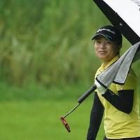あら、かわいいんでないかい6アンダー 2021年 ゴルフ5レディス プロゴルフトーナメント 2日目 永峰咲希