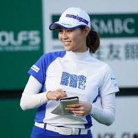 新垣比菜 2021年 ゴルフ5レディス プロゴルフトーナメント 3日目 新垣比菜