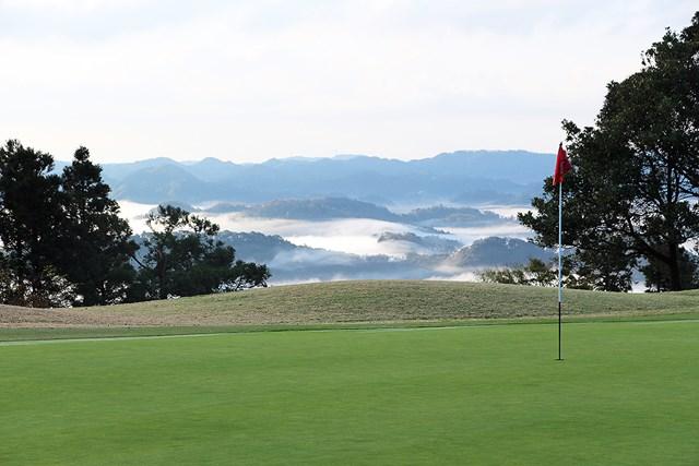 鹿野山ゴルフ倶楽部 千葉県内の中では高い標高に位置するゴルフ場(画像提供:鹿野山ゴルフ倶楽部)