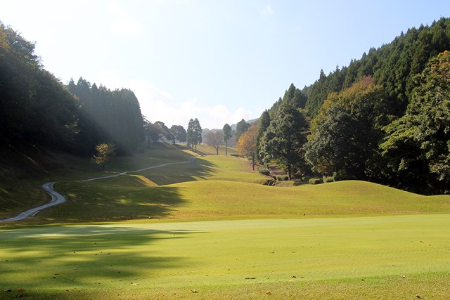 鹿野山ゴルフ倶楽部 自然な地形を活かしたコースも特徴(画像提供:鹿野山ゴルフ倶楽部)