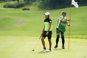 2021年 ゴルフ5レディス プロゴルフトーナメント 最終日 野澤真央