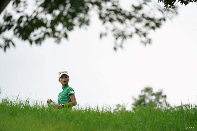 2021年 ゴルフ5レディス プロゴルフトーナメント 最終日 鶴岡果恋 果恋、華怜、可憐・・・