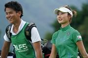 2021年 ゴルフ5レディス プロゴルフトーナメント 最終日 鶴岡果恋