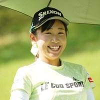 かわゆい笑顔 2021年 ゴルフ5レディス プロゴルフトーナメント 最終日 菅沼菜々