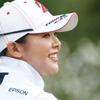 一段と輝く笑顔 2021年 ゴルフ5レディス プロゴルフトーナメント 最終日 吉田優利