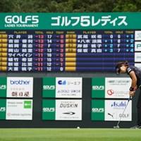 ゴルフ5契約プロの穴井詩。大会を盛り上げた 2021年 ゴルフ5レディス プロゴルフトーナメント  最終日 穴井詩