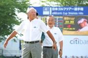 2010年 日本ゴルフツアー選手権 シティバンク カップ 宍戸ヒルズ 最終日 青木功