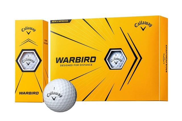 《2021年》初心者におすすめのゴルフボール5選 キャロウェイゴルフ WARBIRDボール