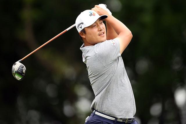 2021年 PGAツアーオリジナル イ・キョンフン 日本ツアーを経てアメリカンドリームをつかんだ(Getty Images)