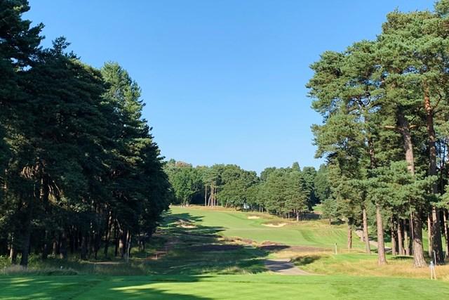2021年 BMW PGA選手権 事前 ウェントワースGC ウェントワースGCはロンドンの林間コース