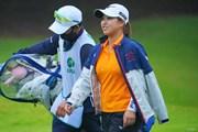 2021年 日本女子プロゴルフ選手権大会コニカミノルタ杯 初日 西郷真央