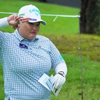 撮れ高がハンパない。 2021年 日本女子プロゴルフ選手権大会コニカミノルタ杯 初日 鈴木麻綾