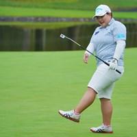 ほんと撮ってて楽しいです。 2021年 日本女子プロゴルフ選手権大会コニカミノルタ杯 初日 鈴木麻綾