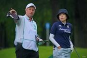 2021年 日本女子プロゴルフ選手権大会コニカミノルタ杯 初日 大山志保