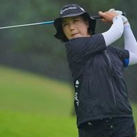 相変わらず好調が続いてますな。 2021年 日本女子プロゴルフ選手権大会コニカミノルタ杯 初日 全美貞