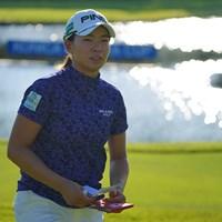 粘ってつかんだ決勝ラウンド。チャンスは週末に残っている 2021年 日本女子プロゴルフ選手権大会コニカミノルタ杯 2日目 渋野日向子