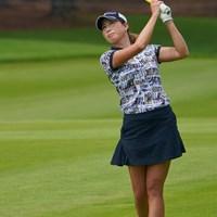 木戸ちゃんが30歳を超えてることは、個人的にゴルフ界の七不思議です。 2021年 日本女子プロゴルフ選手権大会コニカミノルタ杯 2日目 木戸愛