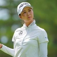 地元で奮起! 2021年 日本女子プロゴルフ選手権大会コニカミノルタ杯 2日目 金澤志奈