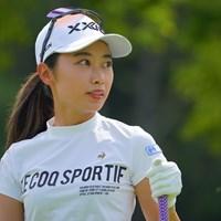 初優勝、撮りたい! 2021年 日本女子プロゴルフ選手権大会コニカミノルタ杯 2日目 安田祐香