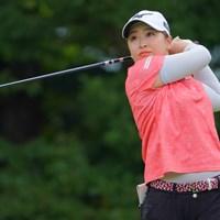 西郷真央 2021年 日本女子プロゴルフ選手権大会コニカミノルタ杯 3日目 西郷真央