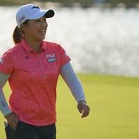 さぁ、メジャーで初優勝だ! 2021年 日本女子プロゴルフ選手権大会コニカミノルタ杯 3日目 西郷真央