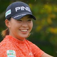 もっとスコアが伸びそうな雰囲気あったんだけどなぁ。 2021年 日本女子プロゴルフ選手権大会コニカミノルタ杯 3日目 渋野日向子