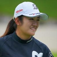 ほんと期待通り、いや期待以上のゴルフしてくれます。 2021年 日本女子プロゴルフ選手権大会コニカミノルタ杯 3日目 稲見萌寧