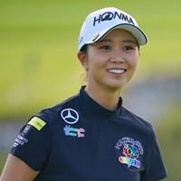 明日、再度の巻き返しに期待してます。 2021年 日本女子プロゴルフ選手権大会コニカミノルタ杯 3日目 金澤志奈