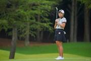 2021年 日本女子プロゴルフ選手権大会コニカミノルタ杯 3日目 イ・ボミ