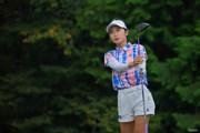 2021年 日本女子プロゴルフ選手権大会コニカミノルタ杯 3日目 安田祐香