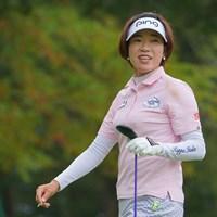 大山志保は「夢のまた夢」を現実のものとするか? 2021年 日本女子プロゴルフ選手権大会コニカミノルタ杯 3日目 大山志保