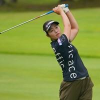 まだ伸び盛り?の植竹希望。初優勝を狙う 2021年 日本女子プロゴルフ選手権大会コニカミノルタ杯 3日目 植竹希望