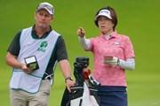2021年 日本女子プロゴルフ選手権大会コニカミノルタ杯 事前 大山志保