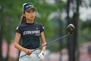 2021年 日本女子プロゴルフ選手権大会コニカミノルタ杯 最終日 安田祐香