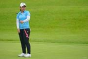 2021年 日本女子プロゴルフ選手権大会コニカミノルタ杯 最終日 西郷真央
