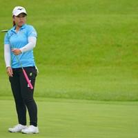 最終日に必要なのは神がかり的なパッティングなのだろうか。 2021年 日本女子プロゴルフ選手権大会コニカミノルタ杯 最終日 西郷真央