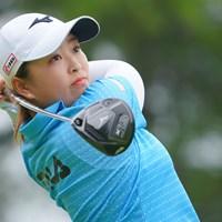 ショットなんてほぼ完璧だもん。 2021年 日本女子プロゴルフ選手権大会コニカミノルタ杯 最終日 西郷真央